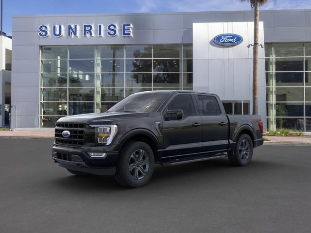 2021 Ford F-150 SuperCrew Cab 4x4, Pickup #G10726 - photo 1