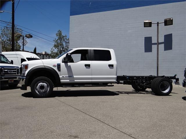 2021 Ford F-550 Crew Cab DRW 4x2, Cab Chassis #G10752 - photo 3