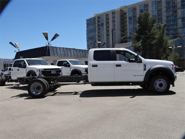 2021 Ford F-550 Crew Cab DRW 4x2, Cab Chassis #G10752 - photo 9