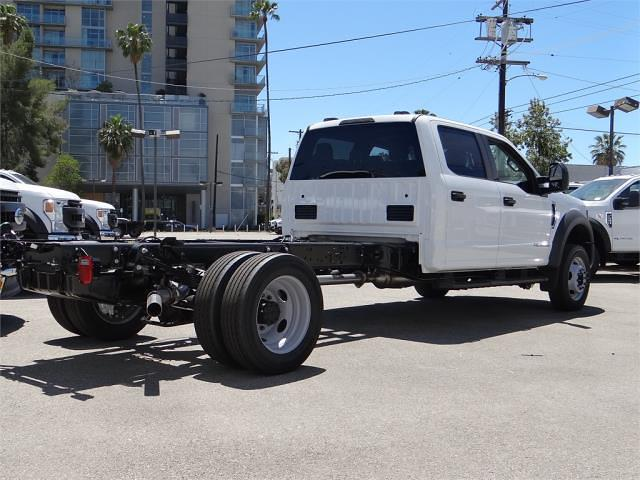 2021 Ford F-550 Crew Cab DRW 4x2, Cab Chassis #G10752 - photo 1