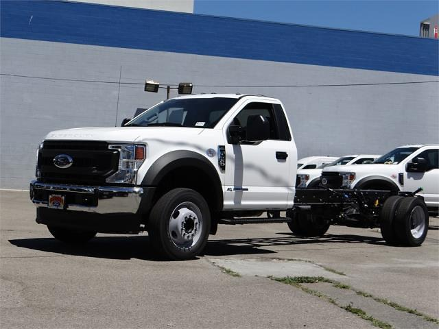 2021 Ford F-450 Regular Cab DRW 4x2, Cab Chassis #G10766 - photo 1