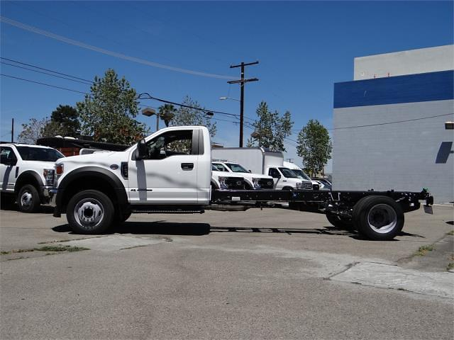 2021 Ford F-450 Regular Cab DRW 4x2, Cab Chassis #G10766 - photo 3