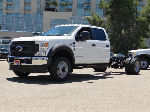 2021 Ford F-550 Crew Cab DRW 4x2, Cab Chassis #G10778 - photo 1