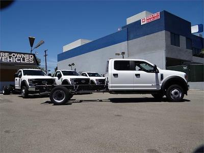 2021 Ford F-550 Crew Cab DRW 4x2, Cab Chassis #G10778 - photo 7