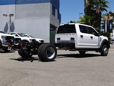 2021 Ford F-550 Crew Cab DRW 4x2, Cab Chassis #G10778 - photo 8