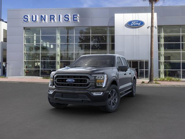 2021 Ford F-150 SuperCrew Cab 4x4, Pickup #G10784T - photo 3
