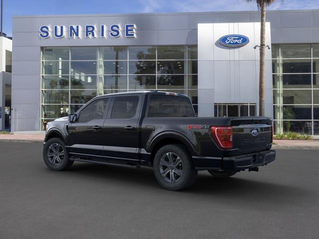 2021 Ford F-150 SuperCrew Cab 4x4, Pickup #G10784T - photo 2