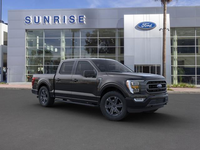 2021 Ford F-150 SuperCrew Cab 4x4, Pickup #G10784T - photo 7
