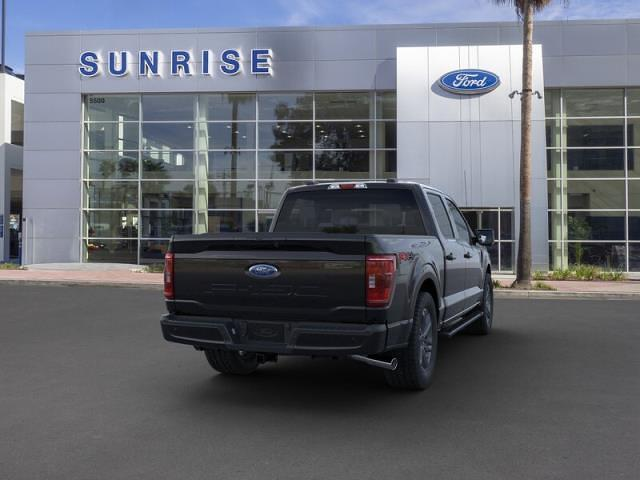 2021 Ford F-150 SuperCrew Cab 4x4, Pickup #G10784T - photo 8