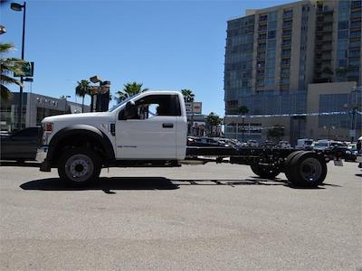 2021 Ford F-550 Regular Cab DRW 4x2, Cab Chassis #G10822 - photo 3