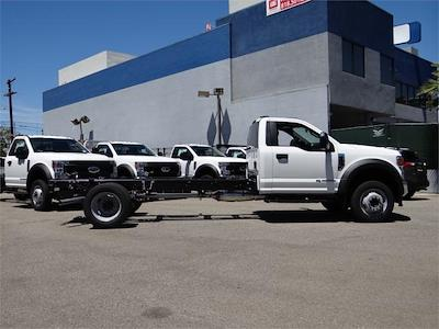 2021 Ford F-550 Regular Cab DRW 4x2, Cab Chassis #G10822 - photo 8