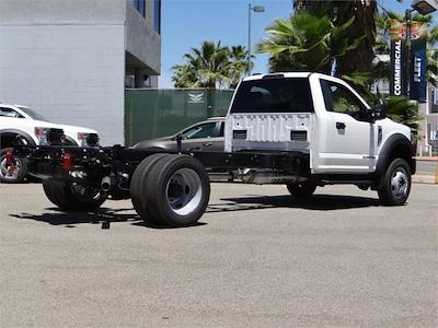 2021 Ford F-550 Regular Cab DRW 4x2, Cab Chassis #G10822 - photo 2