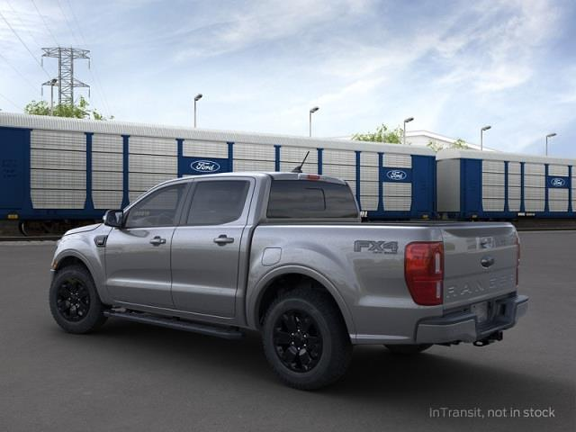 2021 Ford Ranger SuperCrew Cab 4x4, Pickup #G10832 - photo 2