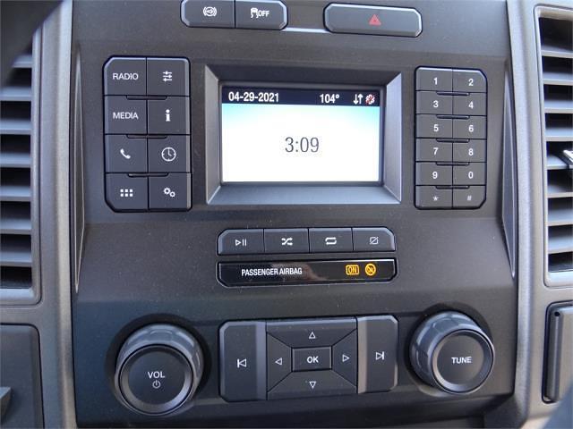 2021 Ford F-450 Regular Cab DRW 4x2, Marathon Platform Body #G10843 - photo 6