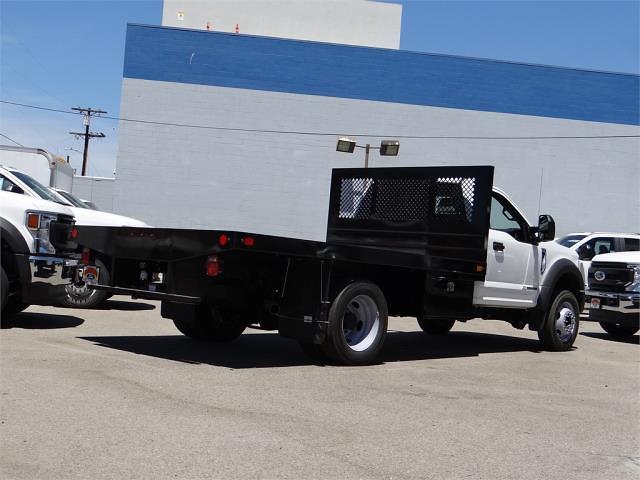 2021 Ford F-450 Regular Cab DRW 4x2, Marathon Platform Body #G10843 - photo 1
