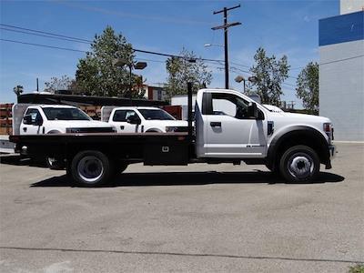 2021 Ford F-450 Regular Cab DRW 4x2, Marathon Platform Body #G10843 - photo 8