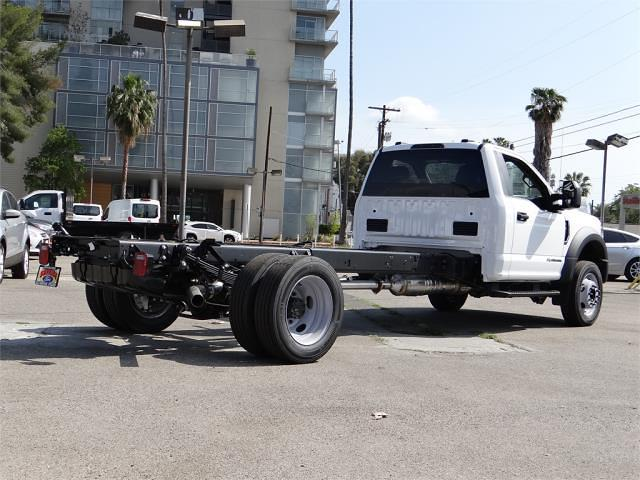 2021 Ford F-550 Regular Cab DRW 4x2, Cab Chassis #G10865 - photo 9