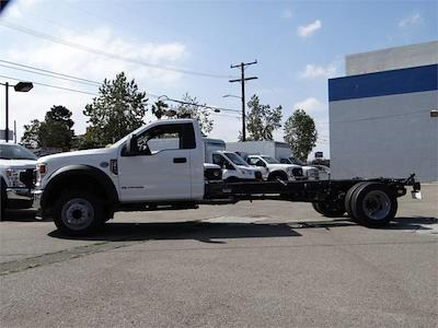 2021 Ford F-550 Regular Cab DRW 4x2, Cab Chassis #G10865 - photo 2
