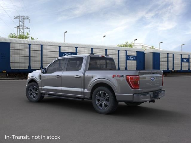 2021 Ford F-150 SuperCrew Cab 4x4, Pickup #G10966 - photo 2