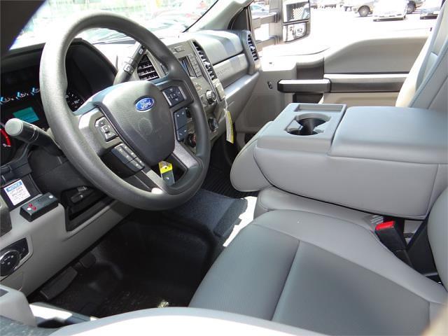 2021 Ford F-550 Crew Cab DRW 4x2, Scelzi WFB Stake Bed #G11025 - photo 3