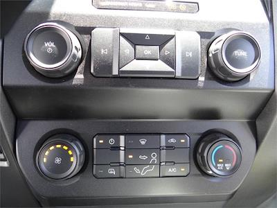 2021 Ford F-550 Crew Cab DRW 4x2, Scelzi WFB Stake Bed #G11025 - photo 7