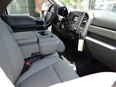 2021 Ford F-550 Crew Cab DRW 4x2, Scelzi WFB Stake Bed #G11025 - photo 8