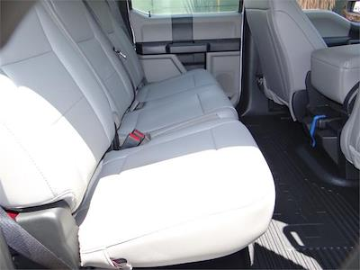 2021 Ford F-550 Crew Cab DRW 4x2, Scelzi WFB Stake Bed #G11025 - photo 9