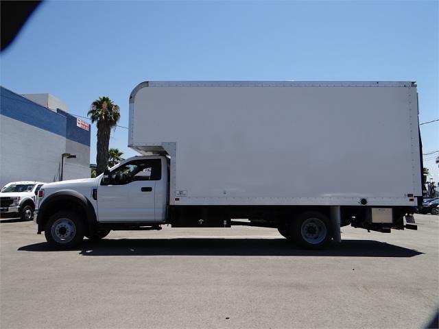 2021 Ford F-550 Regular Cab DRW 4x2, Marathon FRP High Cube Dry Freight #G11034 - photo 3