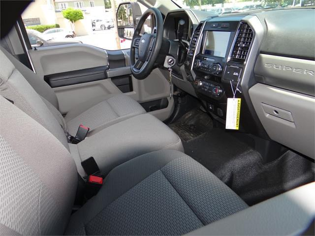 2021 Ford F-550 Regular Cab DRW 4x2, Marathon FRP High Cube Dry Freight #G11034 - photo 8