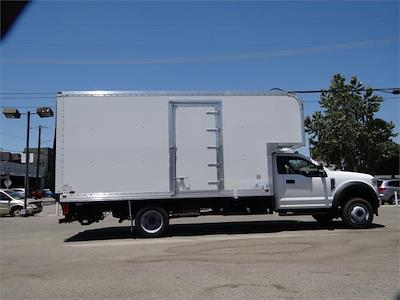 2021 Ford F-550 Regular Cab DRW 4x2, Marathon FRP High Cube Dry Freight #G11034 - photo 11