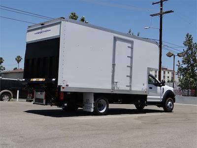 2021 Ford F-550 Regular Cab DRW 4x2, Marathon FRP High Cube Dry Freight #G11034 - photo 2