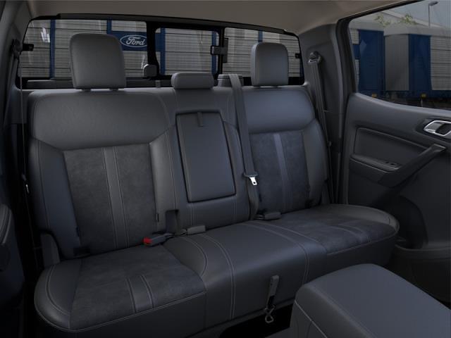2021 Ford Ranger SuperCrew Cab 4x4, Pickup #G11038 - photo 11