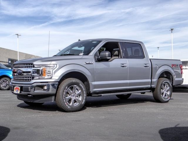 2020 F-150 SuperCrew Cab 4x4, Pickup #LKD57936 - photo 1