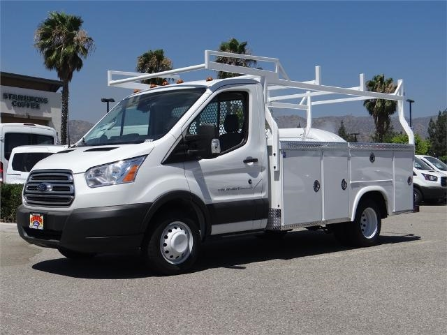 2017 Transit 350 HD DRW 4x2,  Royal TR 125 Transit Service Body #M72624 - photo 1