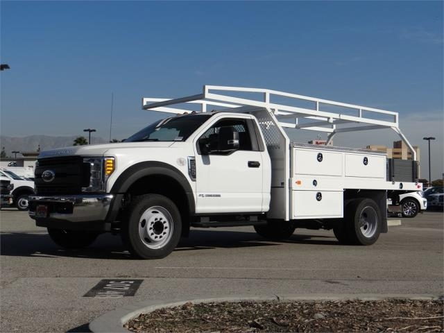 2017 F-550 Regular Cab DRW 4x2,  Scelzi Combo Body #M73737T - photo 3