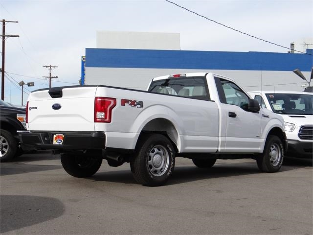 2017 F-150 Regular Cab 4x4,  Pickup #M73749T - photo 2