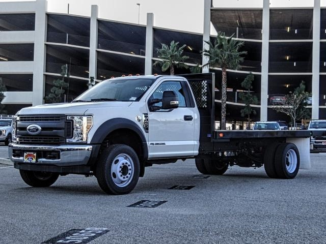2018 F-450 Regular Cab DRW 4x2,  Marathon Platform Body #M80693 - photo 11