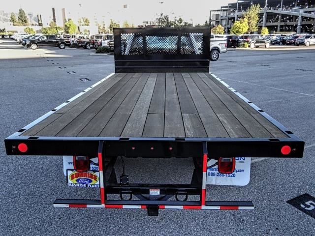 2018 F-450 Regular Cab DRW 4x2,  Marathon Platform Body #M80693 - photo 16
