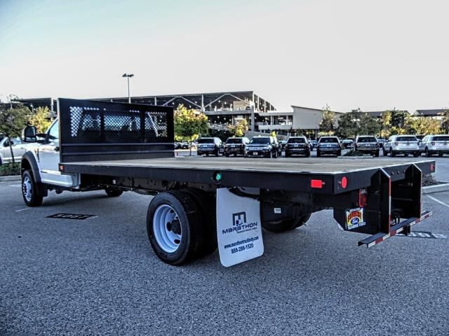 2018 F-450 Regular Cab DRW 4x2,  Marathon Platform Body #M80693 - photo 2