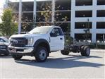 2018 F-450 Regular Cab DRW 4x2,  Marathon Platform Body #M80693 - photo 1