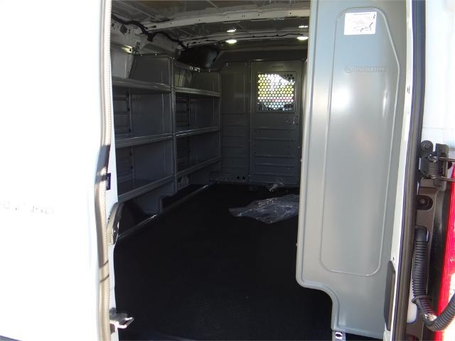 2018 Transit 150 Low Roof 4x2,  Adrian Steel Upfitted Cargo Van #M80831 - photo 2