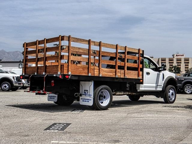 2018 F-450 Regular Cab DRW 4x2,  Marathon Stake Bed #M81519 - photo 2