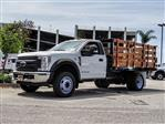 2018 F-450 Regular Cab DRW 4x2,  Marathon Stake Bed #M81519 - photo 1