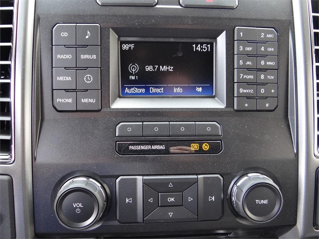 2018 Ford F-350 Super Cab DRW 4x4, Harbor Black Boss Stake Bed #M81614 - photo 6
