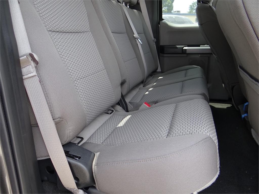 2018 Ford F-350 Super Cab DRW 4x4, Harbor Black Boss Stake Bed #M81614 - photo 9