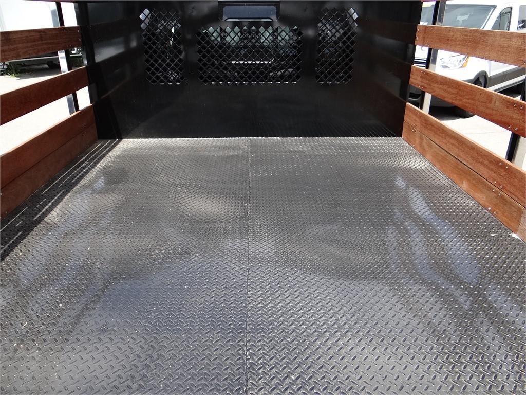 2018 Ford F-350 Super Cab DRW 4x4, Harbor Black Boss Stake Bed #M81614 - photo 10