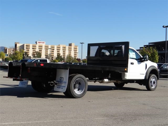 2018 F-450 Regular Cab DRW 4x2,  Marathon Platform Body #M82134T - photo 2