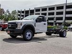 2018 F-450 Regular Cab DRW 4x2,  Cab Chassis #M82134T - photo 1