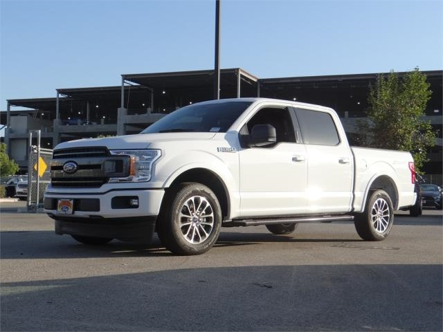 2018 F-150 SuperCrew Cab 4x2,  Pickup #M82536T - photo 1