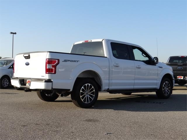 2018 F-150 SuperCrew Cab 4x2,  Pickup #M82536T - photo 2